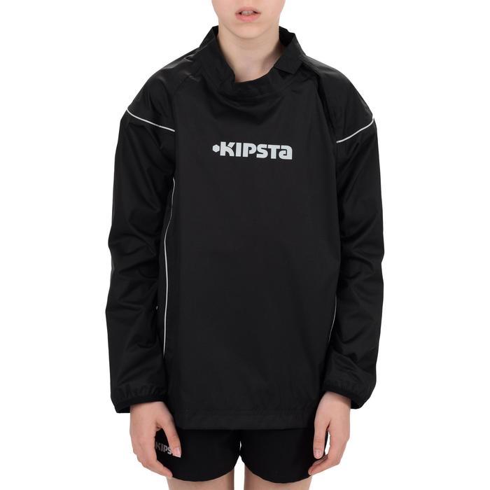 Coupe vent imperméable rugby enfant Smocktop noir - 1202711