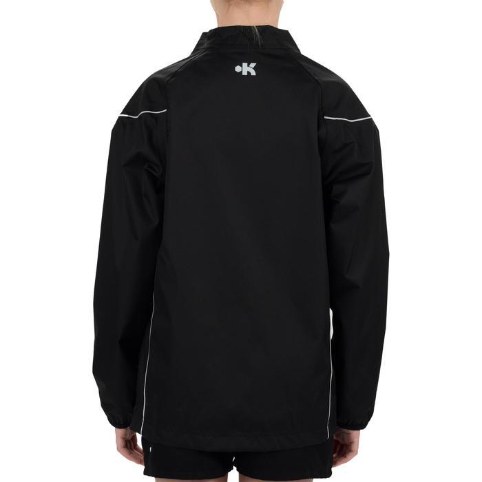 Coupe vent imperméable rugby enfant Smocktop noir - 1202716