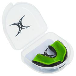 Protector dental rugby Virtuo adulto negro verde