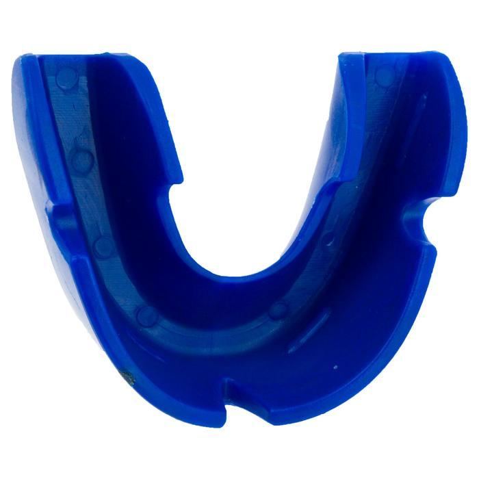 Mundschutz Zahnschutz Rugby Ortho Kinder blau