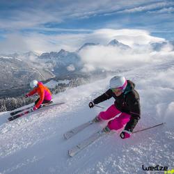 Ski-jas dames Midcarve Wed'ze - 120284