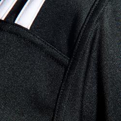 Rugbytrikot 3S Erwachsene schwarz/weiß