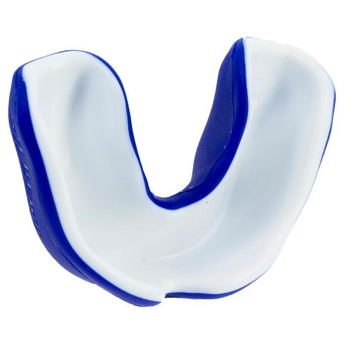 Protector dental de rugby Virtuo niños azul