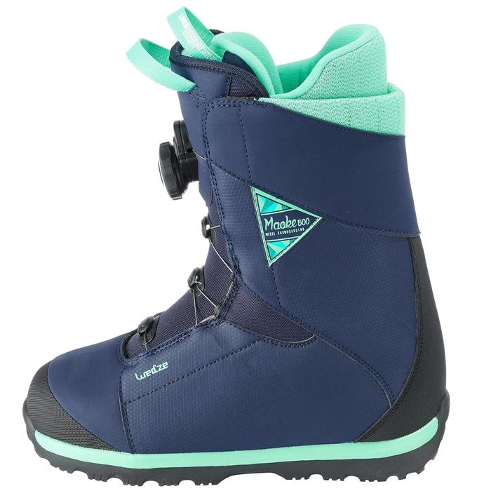 Chaussures de snowboard femme all mountain Maoke 500 - Cable Lock - 1202987