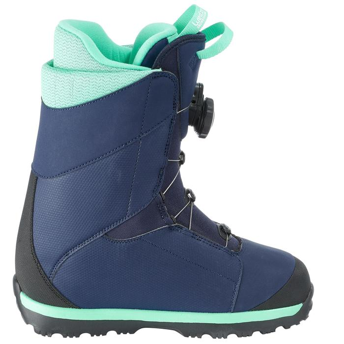 Chaussures de snowboard femme all mountain Maoke 500 - Cable Lock - 1202993