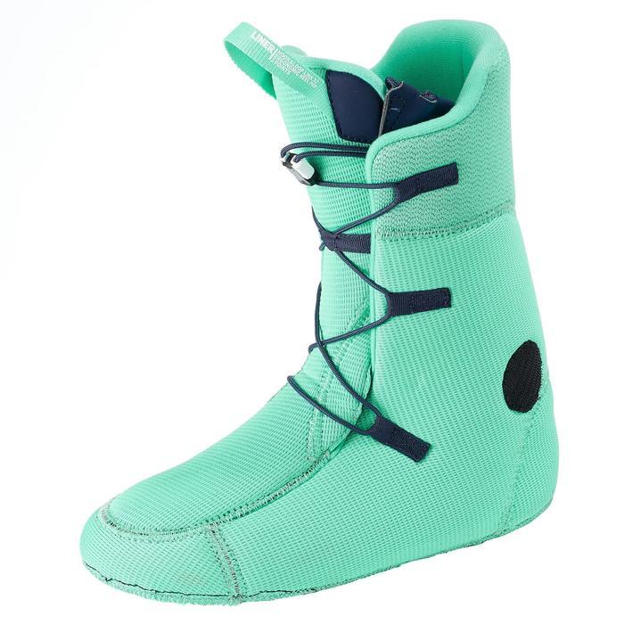 Chaussures de snowboard femme all mountain Maoke 500 - Cable Lock