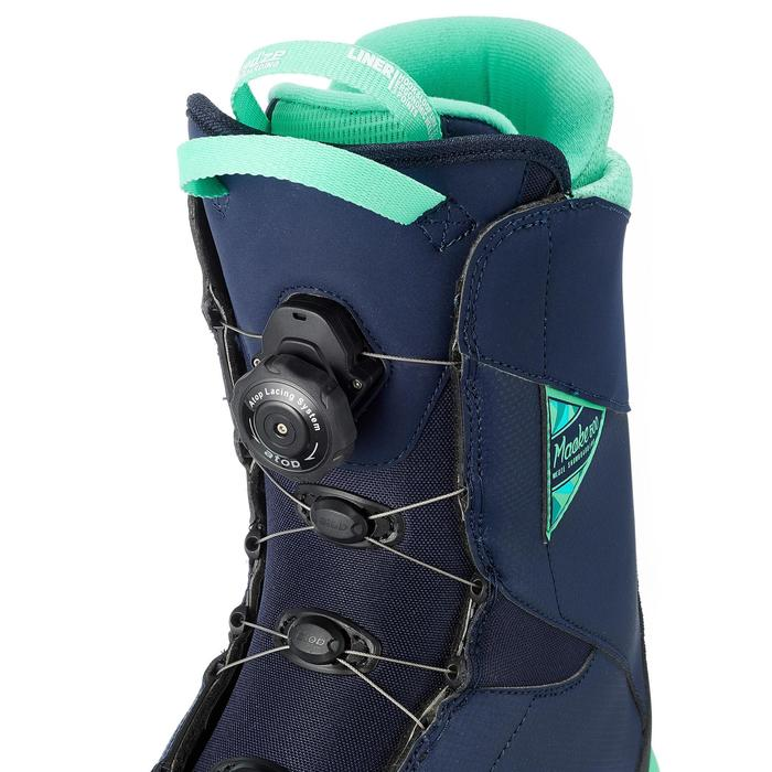 Chaussures de snowboard femme all mountain Maoke 500 - Cable Lock - 1203024