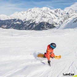 Jongens skijas Evoslide - 120303