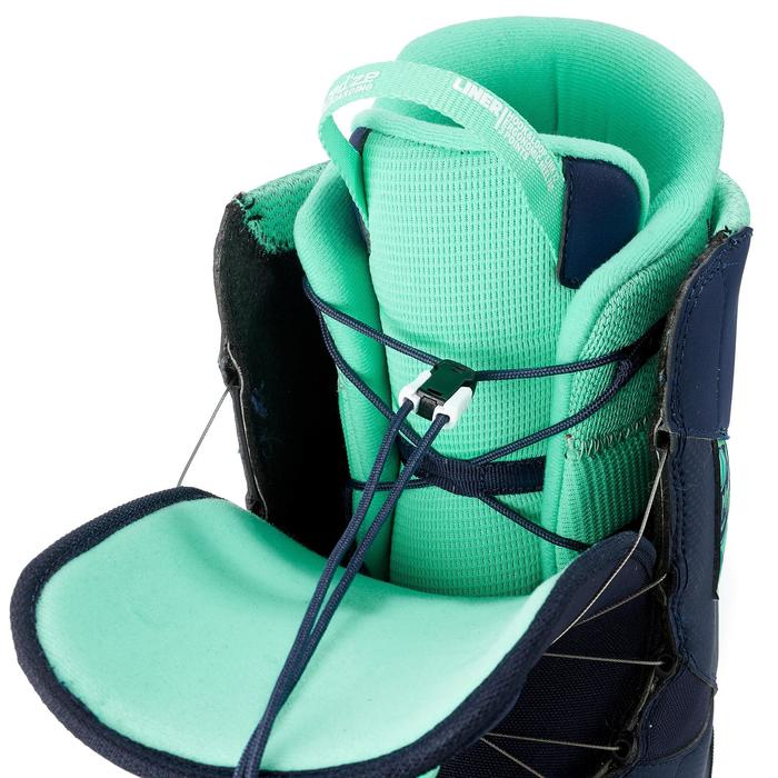 Chaussures de snowboard femme all mountain Maoke 500 - Cable Lock - 1203052