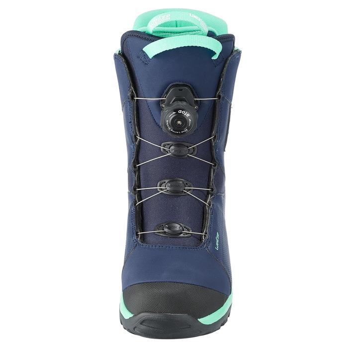 女款束繩式全山地單板滑雪靴Maoke 500