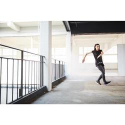 Leggings danza urbana mujer gris