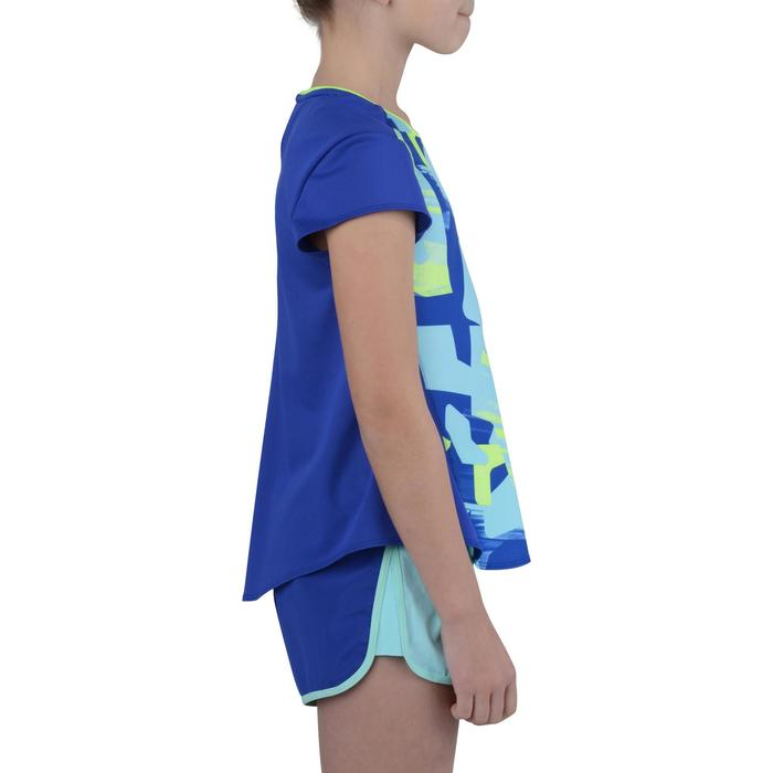 T-Shirt manches courtes Gym Energy fille - 1203134
