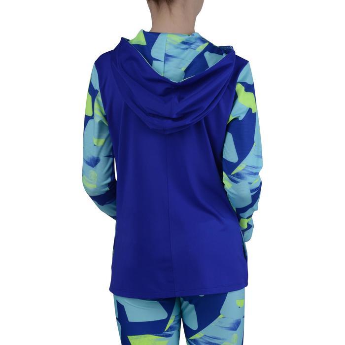 Veste zippée capuche Gym Energy fille - 1203149