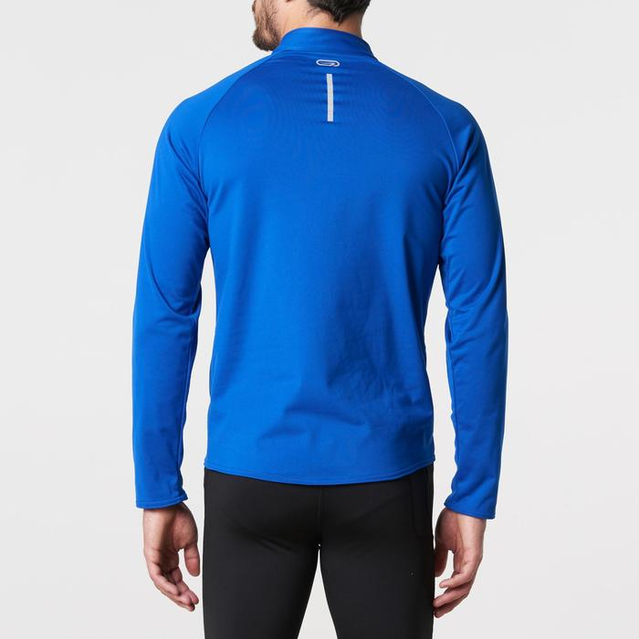 TEE SHIRT MANCHES LONGUES RUNNING HOMME RUN WARM - 1203252