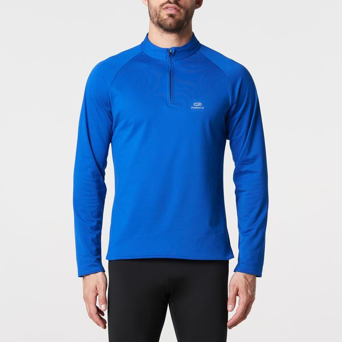 TEE SHIRT MANCHES LONGUES RUNNING HOMME RUN WARM - 1203262