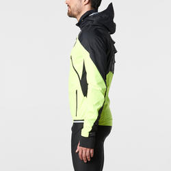 KIPRUN EVOLUTIV MEN'S RUNNING JACKET - YELLOW