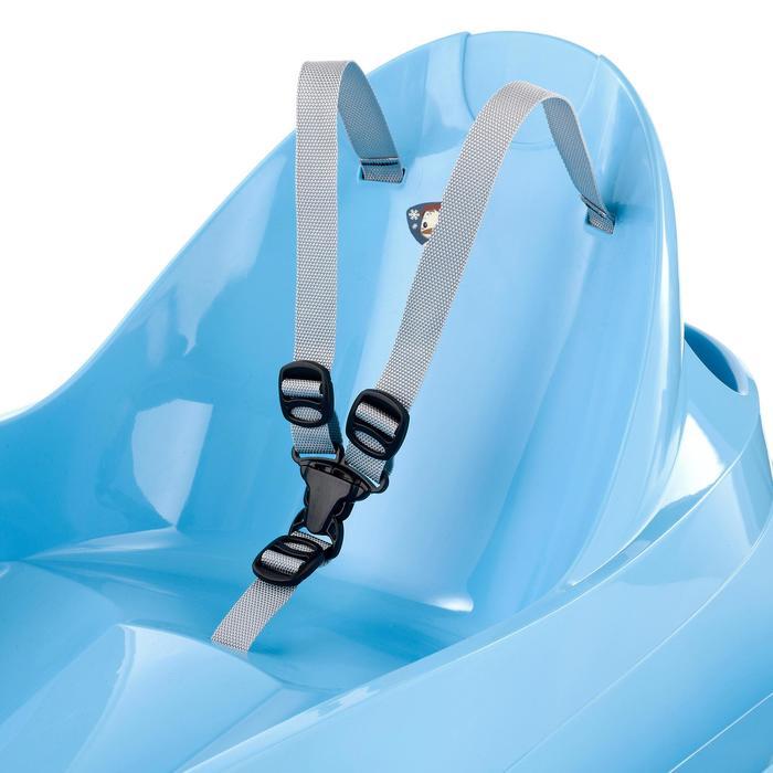 Traîneau à neige pour les bébés, Bobee Bob, bleu - 1203546