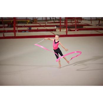 Corsaire Gymnastique Fille (GAF et GR) noir 100.