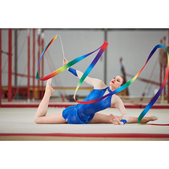 Lint voor ritmische gymnastiek (RG) 6 meter veelkleurig - 1203561