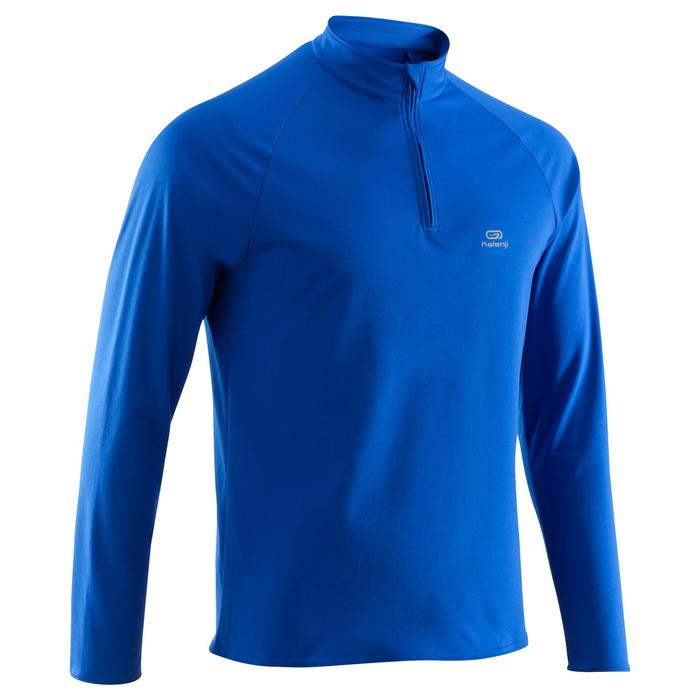 TEE SHIRT MANCHES LONGUES RUNNING HOMME RUN WARM - 1203772