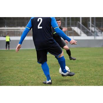 Voetbalschoenen voor volwassenen droog terrein Agility 100 FG zwart