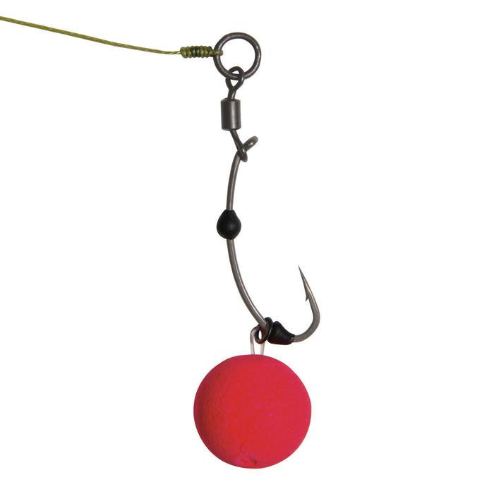 Hook Ring Stops medium voor karpervissen