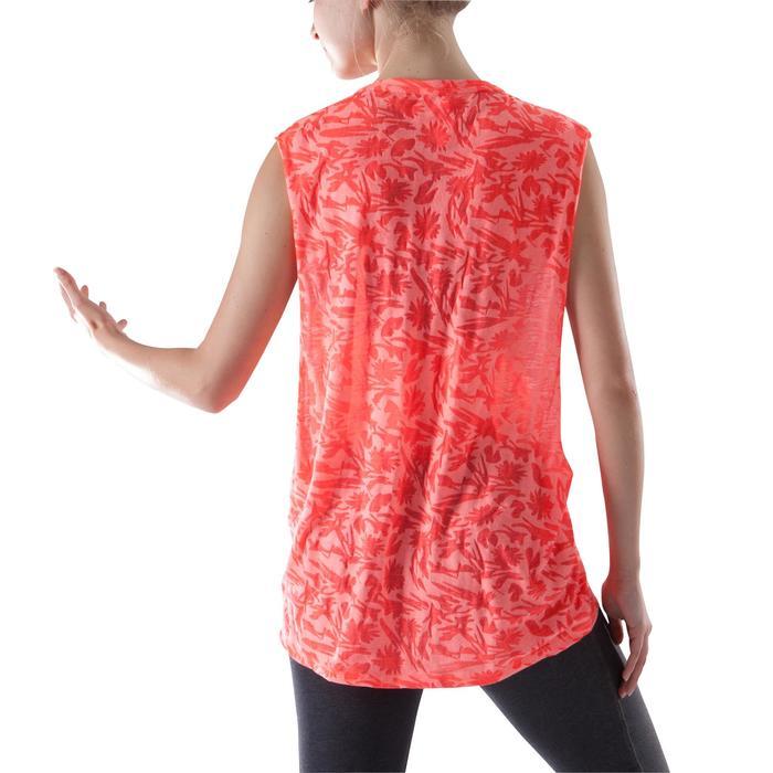 T shirt sans manche danse femme - 1203978