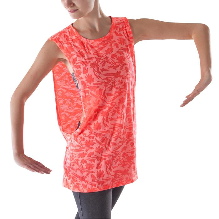 T shirt sans manche danse femme - 1203992