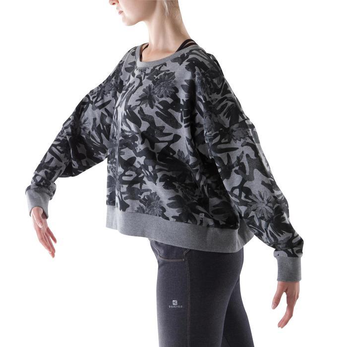 Women's Dance Sweatshirt - Mint Green - 1204021