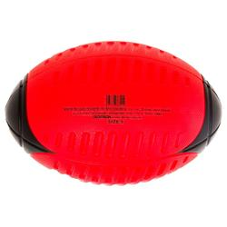 BALLON LOISIR WIZZY R100 TAILLE 3 Rouge mousse