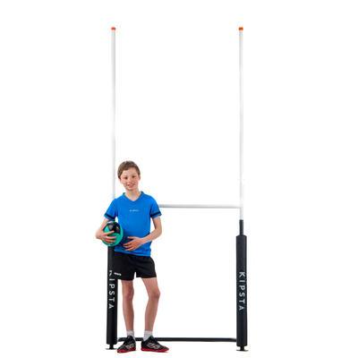 R100 Easydrop Mini Rugby Goal Posts