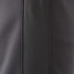 成人訓練用足球運動長褲 T500 - 灰色/藍色
