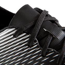 成人款乾地足球鞋Agility 100 FG-黑色