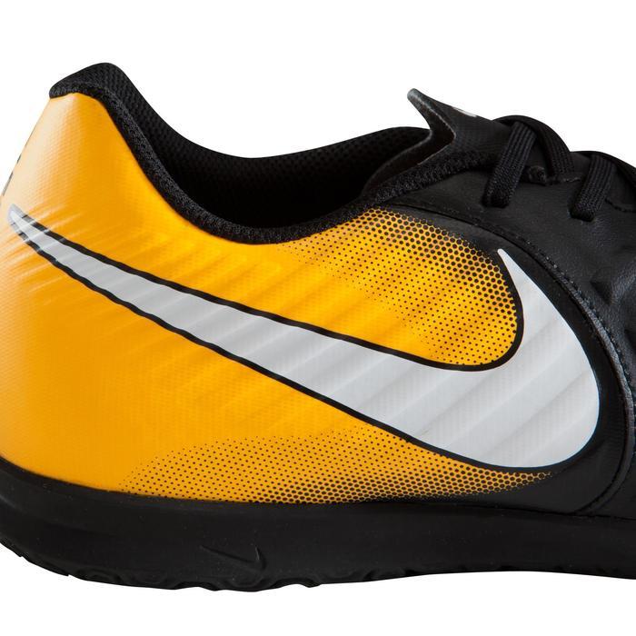 Zaalvoetbalschoenen voor kinderen Tiempo Rio IV sala oranje