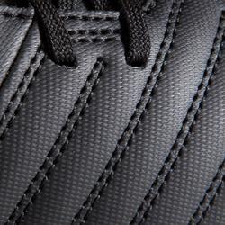 Fußballschuhe Nocken Agility 100 FG Trockenböden Erwachsene schwarz