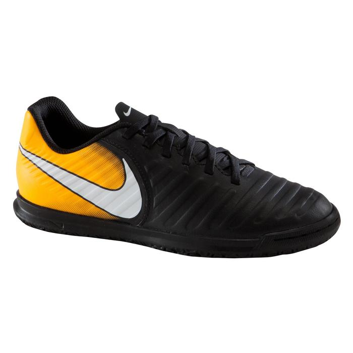 Chaussure de futsal enfant Tiempo Rio IV sala orange - 1204257