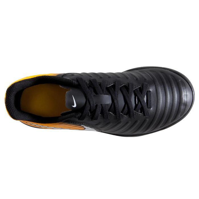 Chaussure de futsal enfant Tiempo Rio IV sala orange - 1204265