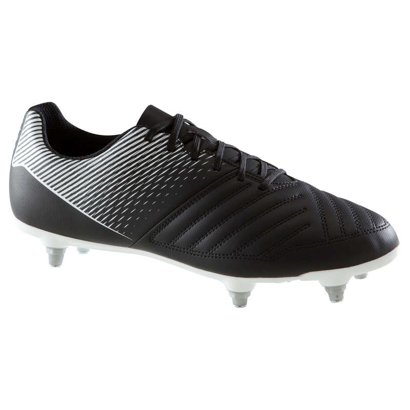Soft pitch Football - Agility 100 SG Adult Boots KIPSTA - Football Boots