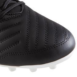 Voetbalschoenen Agility 100 FG zwart