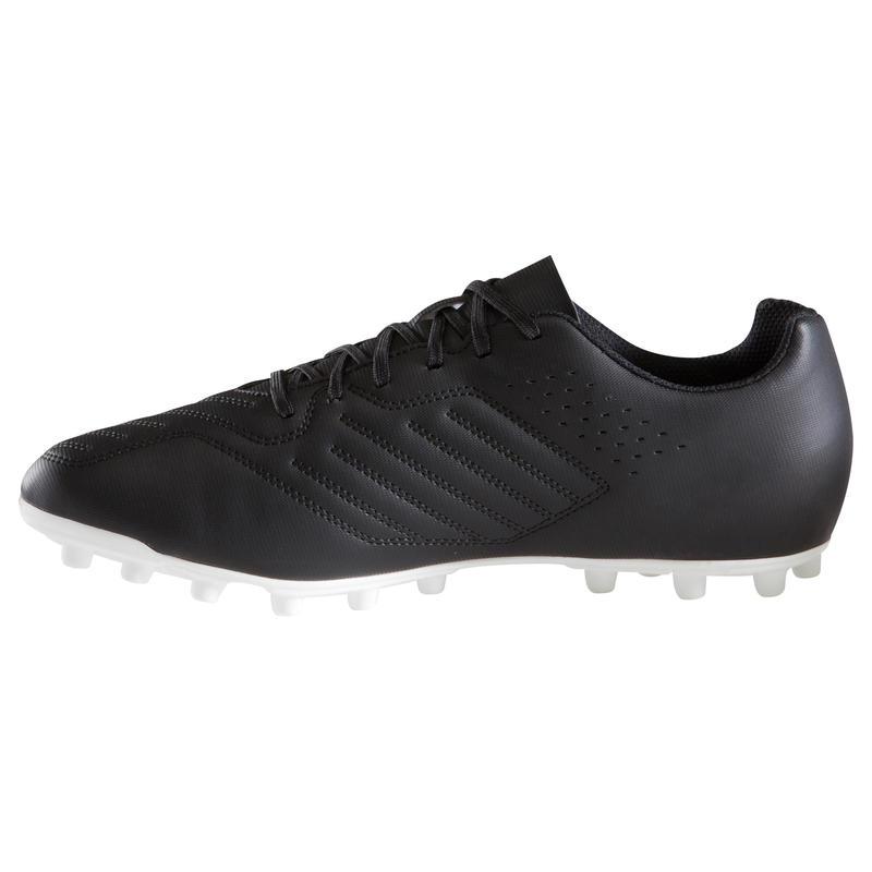 Men's Football Boots Agility 100 FG - Black