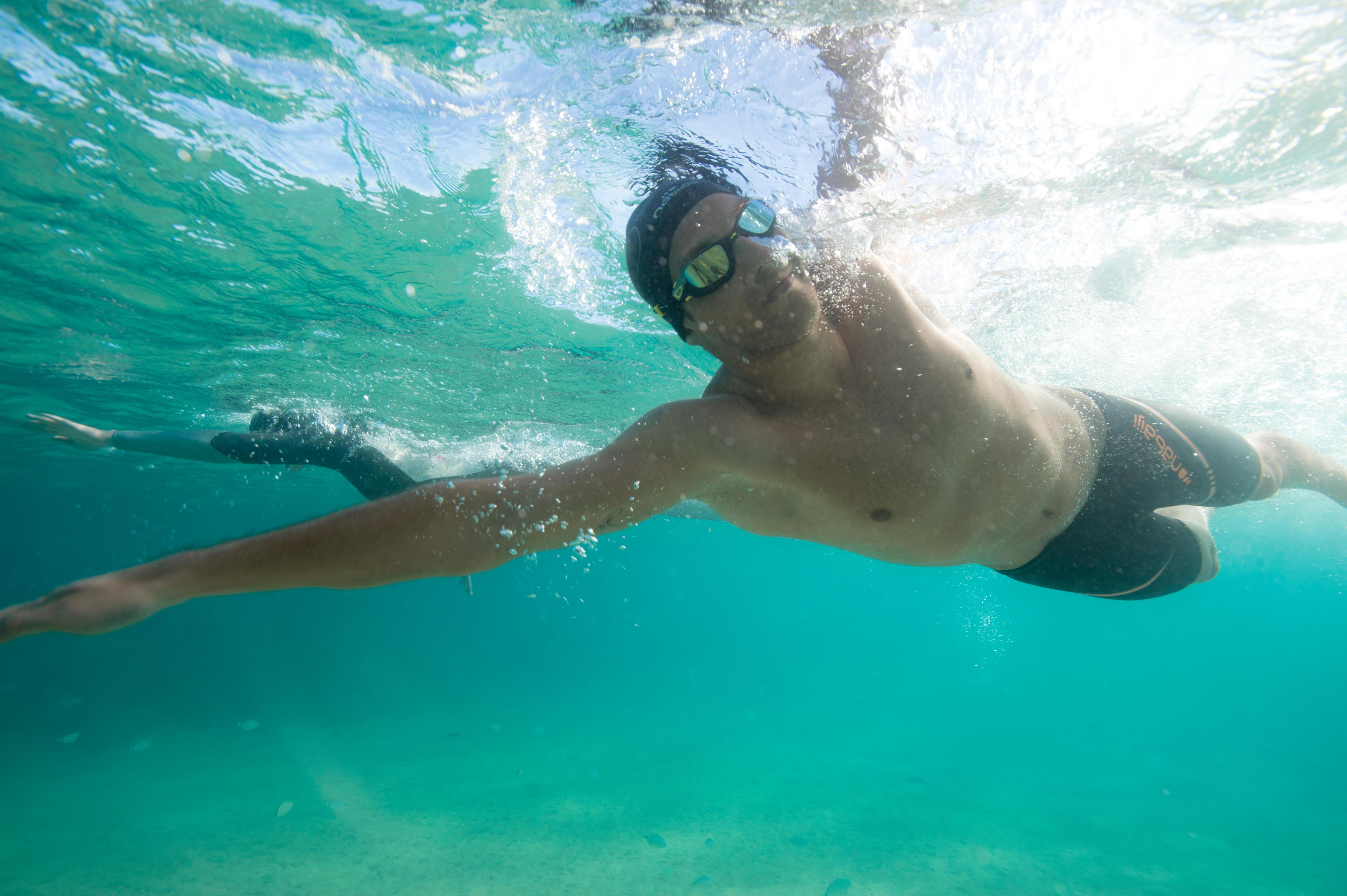 OWS500 4 mm Neoprene Open Water Swimming Jammer