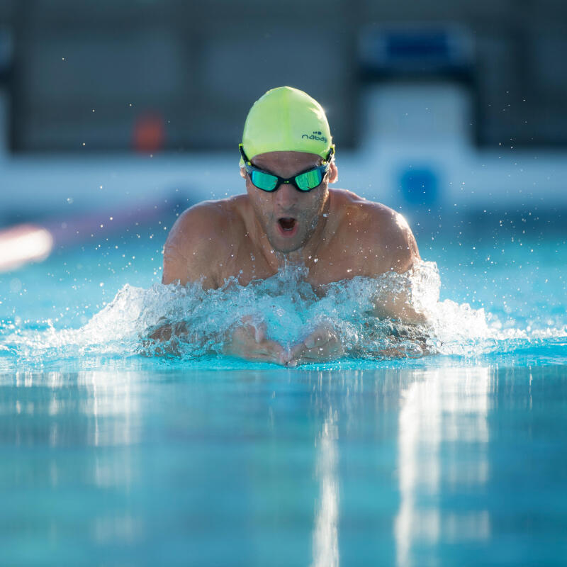comment nager la brasse