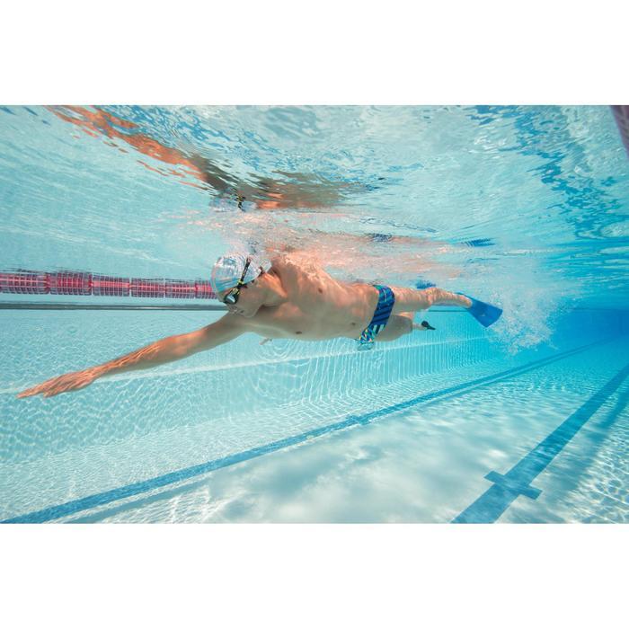 Korte zwemvliezen Silifins 500 roze