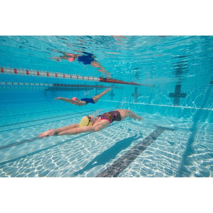 Maillot de bain natation une pièce ultra résistant au chlore femme Jade - 1204378