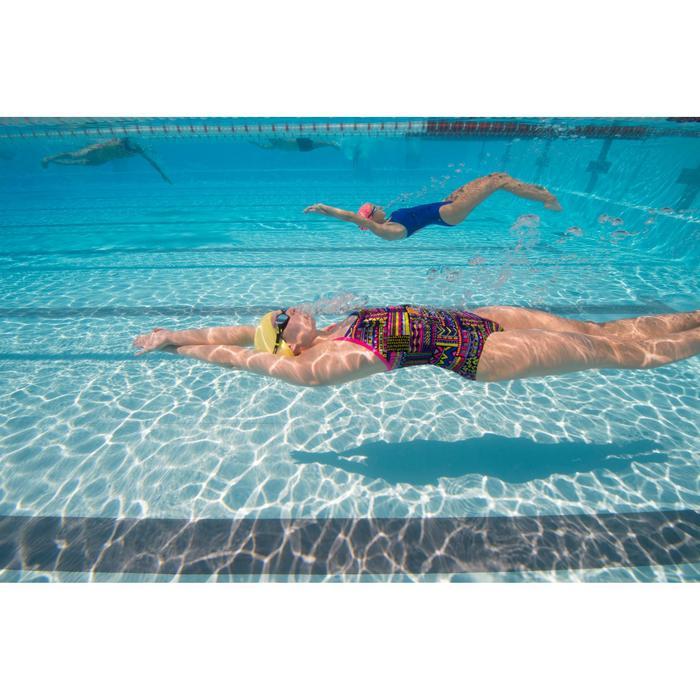 Maillot de bain natation une pièce ultra résistant au chlore femme Jade - 1204382