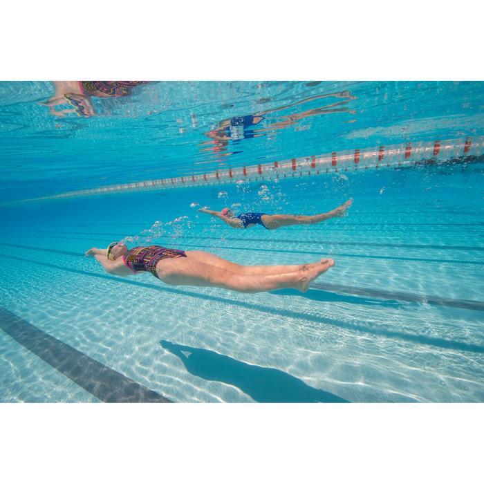 Maillot de bain natation une pièce ultra résistant au chlore femme Jade - 1204388