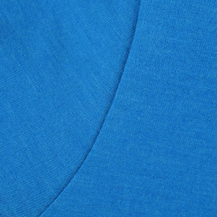 Veste 100 Gym garçon poches gris foncé - 1204431