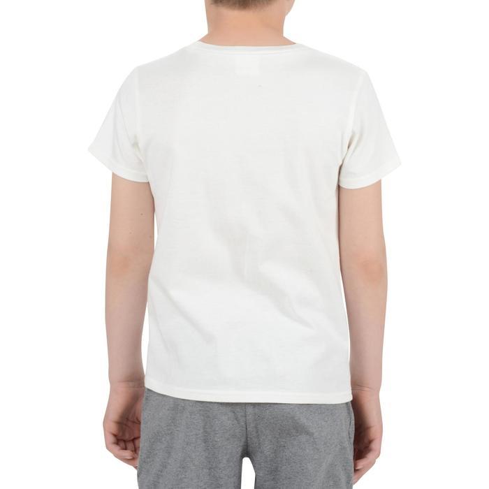 T-Shirt manches courtes 100 Gym garçon imprimé - 1204503