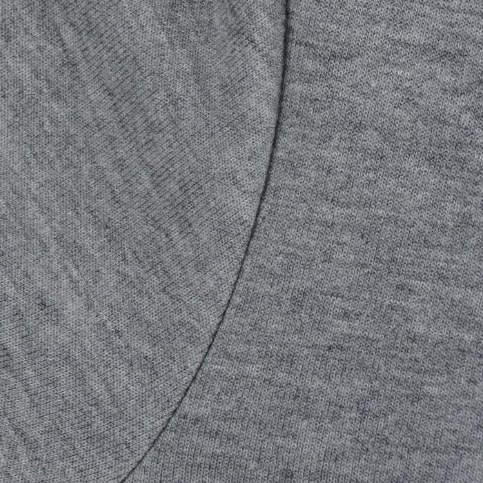 Veste chaude zippée capuche imprimé Gym fille - 1204509