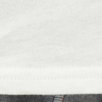 T-Shirt manches courtes imprimé Gym garçon blanc